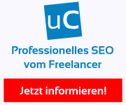 SEO freelancer Berlin Advertisement